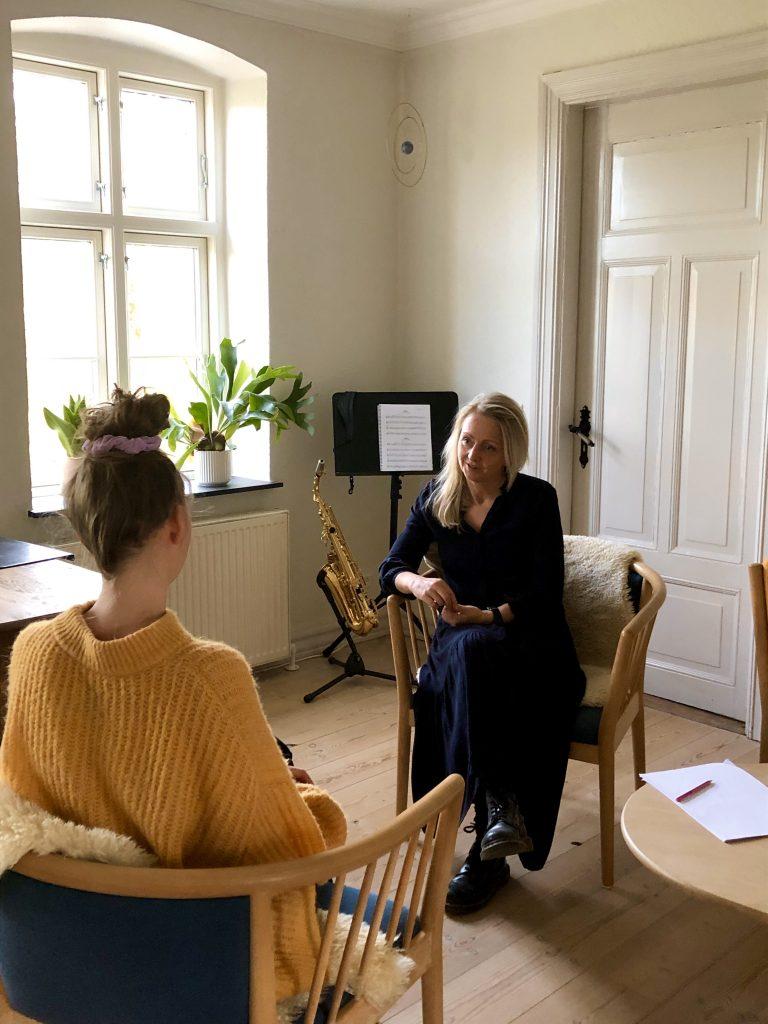 Kirsten Kronsgaard psykoterapeut
